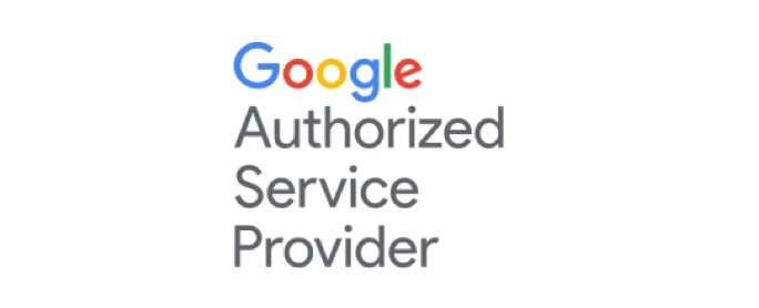 google authorized service provider